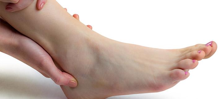 足のむくみ画像1